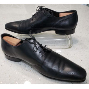 HUGO BOSS Made In Italy Derby Dress Shoes Size 12M